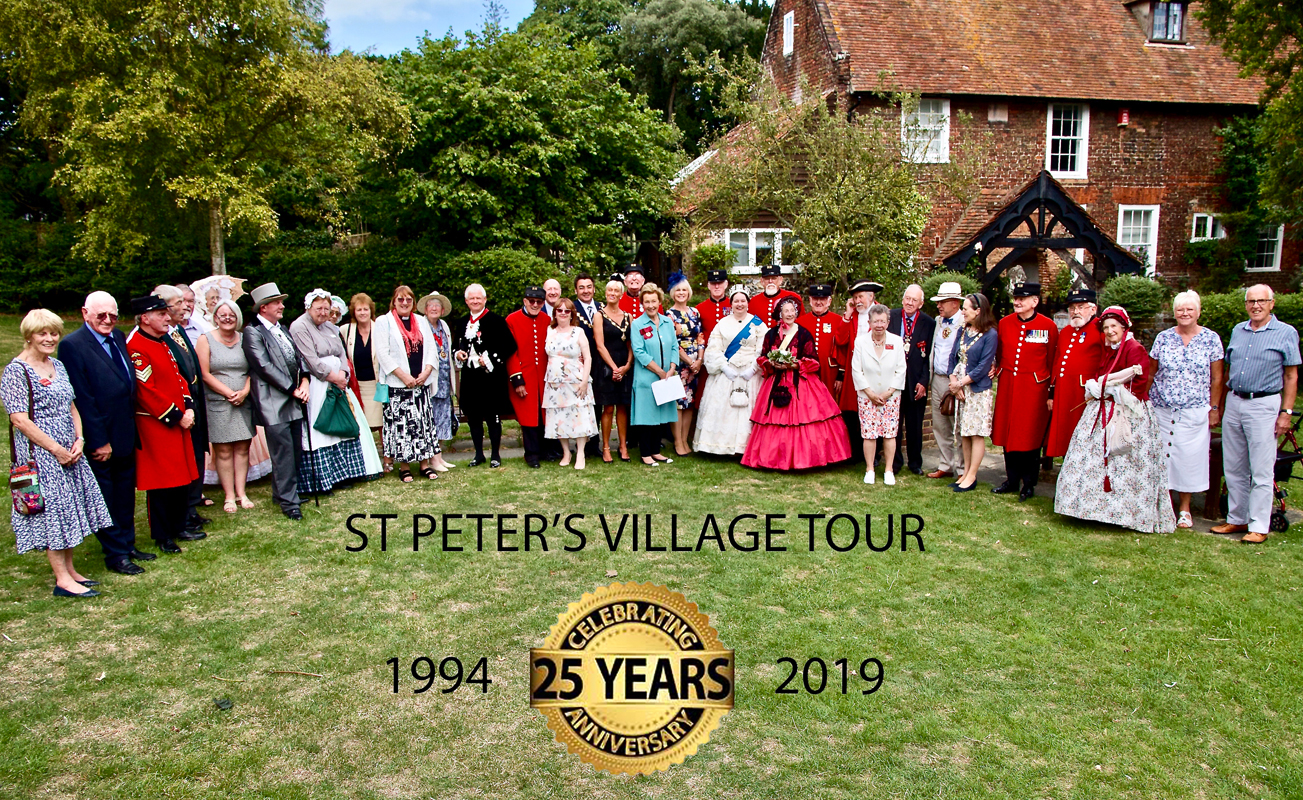 Village Tour - St Peter's Village Tour